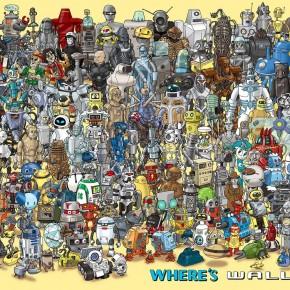 ¿Dónde está Wall-E?