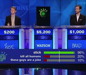 ¿Cómo funciona Watson?