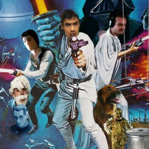 FRIDAY NIGHT JUGO: Star Wars Uncut, completa!