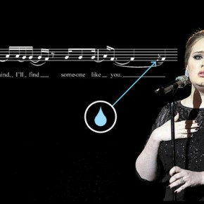 """¿Por qué """"Someone Like You"""" de Adele hace llorar a todo el mundo?"""
