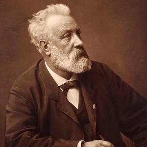 No te olvidamos, Julio Verne.