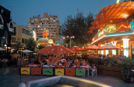 Barrio suecia for Centros comerciales en santiago de chile