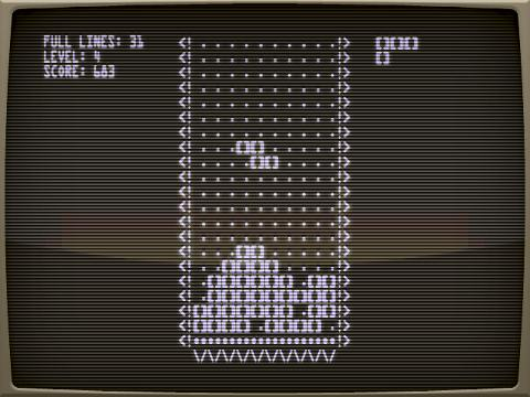 Tetris. 1984. Alexey Pajitnov.