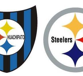 ¿Por qué el logo de Huchipato es igual al de los Steelers de la NFL?