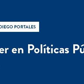 Magíster en Políticas Públicas