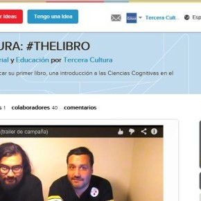 Tutorial: TERCERA CULTURA #THELIBRO en Idea.me !!!