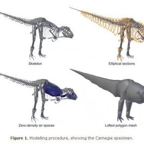 """T. Rex: """"pero sigue siendo el rey"""" (8)"""