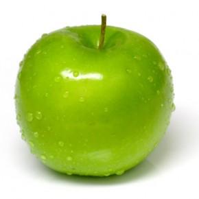 Otra vez una manzana
