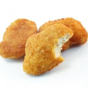 ¿De dónde vienen los nuggets de pollo?