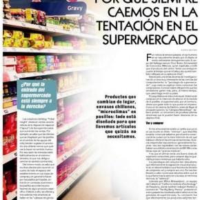 Por qué siempre caemos en la tentación en el supermercado